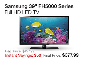 Samsung 39 LED TV