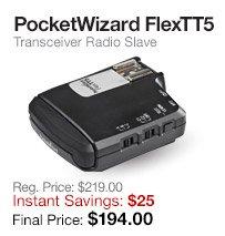 PocketWizard FlexTT5