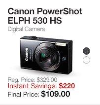 Canon 530 HS