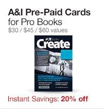 AI Pre-paid Card