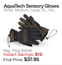 Aquatech Gloves