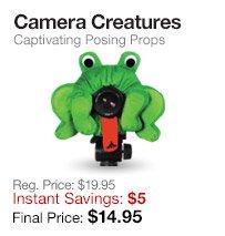 Camera Creatures Prop