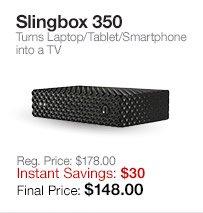 Slingbox 350