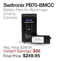 Switronix Battery Pack