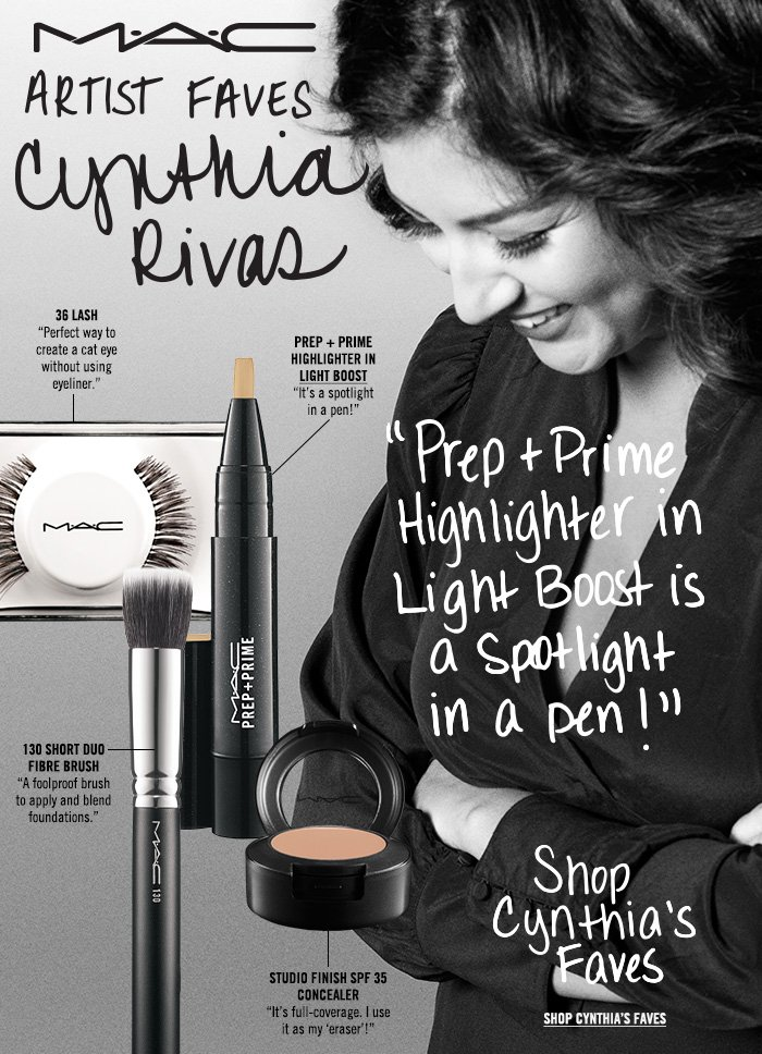 """Prep + Prime Highlighter in Light Boost is a spotlight in a pen!"" Shop Cynthia's Faves"