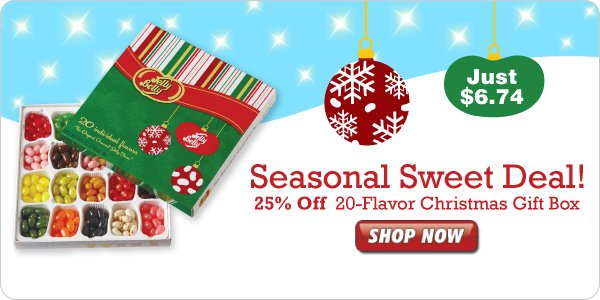 Check Out this Seasonal Sweet Deal!
