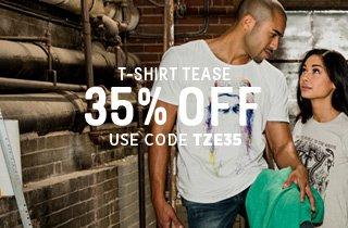T-Shirt Tease
