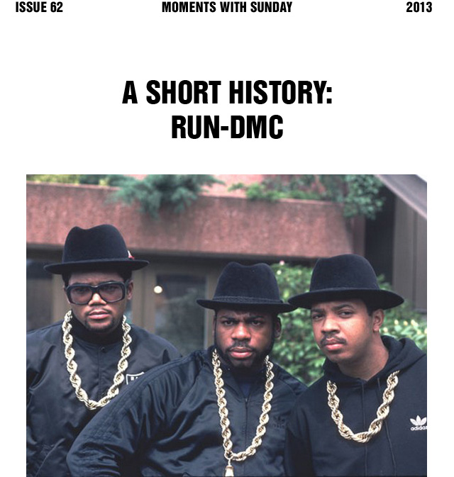 A Short History: Run-DMC