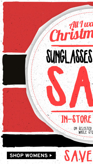 Shop Womens Sunnies And Watches