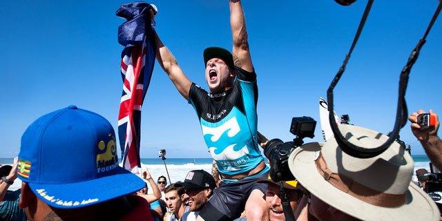 Mick Fanning: 2013 ASP World Champion