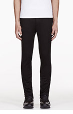 PAUL SMITH Black Classic Slim Trousers for men