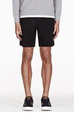 MARC BY MARC JACOBS Black Whitby Denim Shorts for men