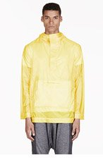 ADIDAS BY TOM DIXON Yellow Ultra Lightweight Jacket for men
