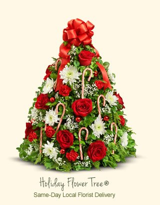 Holiday Flower Tree® Shop Now