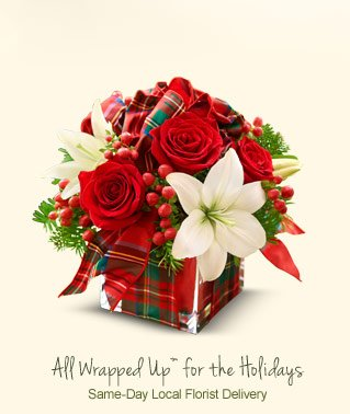 All Wrapped Up™ for the Holidays Shop Now