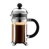CHAMBORD Coffee Press 3 Cups, Chromium