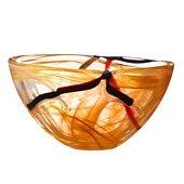 Contrast Bowl Orange
