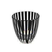 Twist Lantern/Bowl, Black