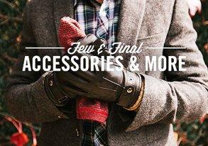 Shop Few & Final: Last Chance Gear