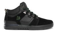 High-Rise ODB LX, Black/Green/Black