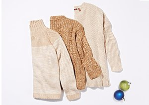 $25 Sweaters: To Have & To Gift