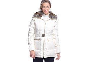 Winter White Outerwear
