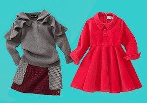 Trendy Tots: Girls' Clothes