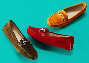 Walkable Style: Loafers & Slip-Ons
