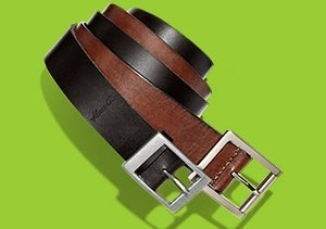 Belts feat. Kenneth Cole New York