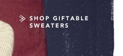 Shop giftable sweaters.