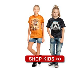 Kids T-Shirt Collection. Shop Kids >>>