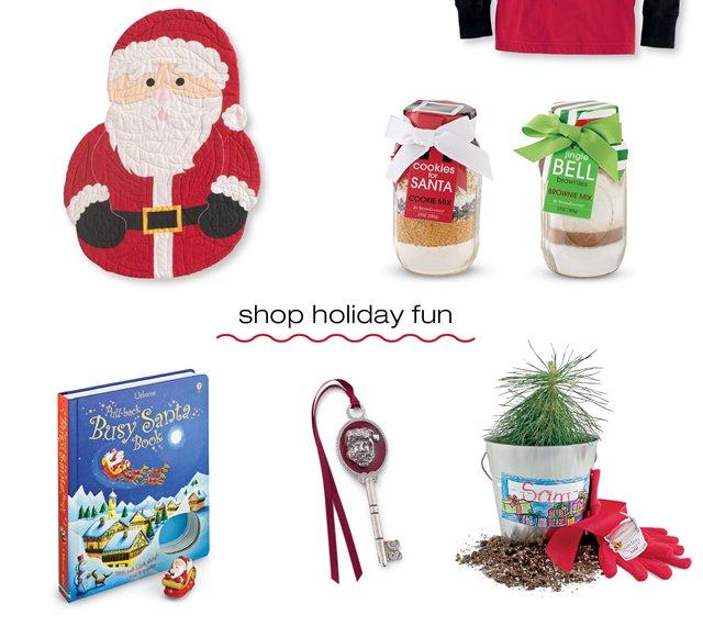shop holiday fun