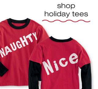 shop holiday tees