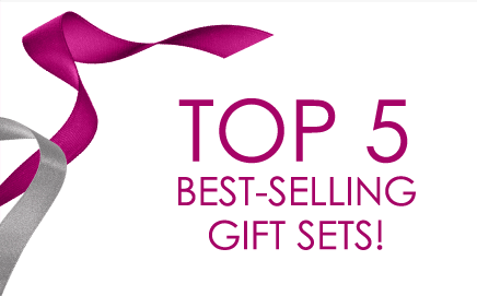 Top 5 Best-Selling Gift Sets!