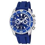 Festina F16574-3 Men's Blue Dial Blue Rubber strap Chronograph Quartz Watch