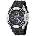 Festina F16543-2 Men's Bike Dark Blue Dial Chronograph Black Rubber Strap Quartz Watch