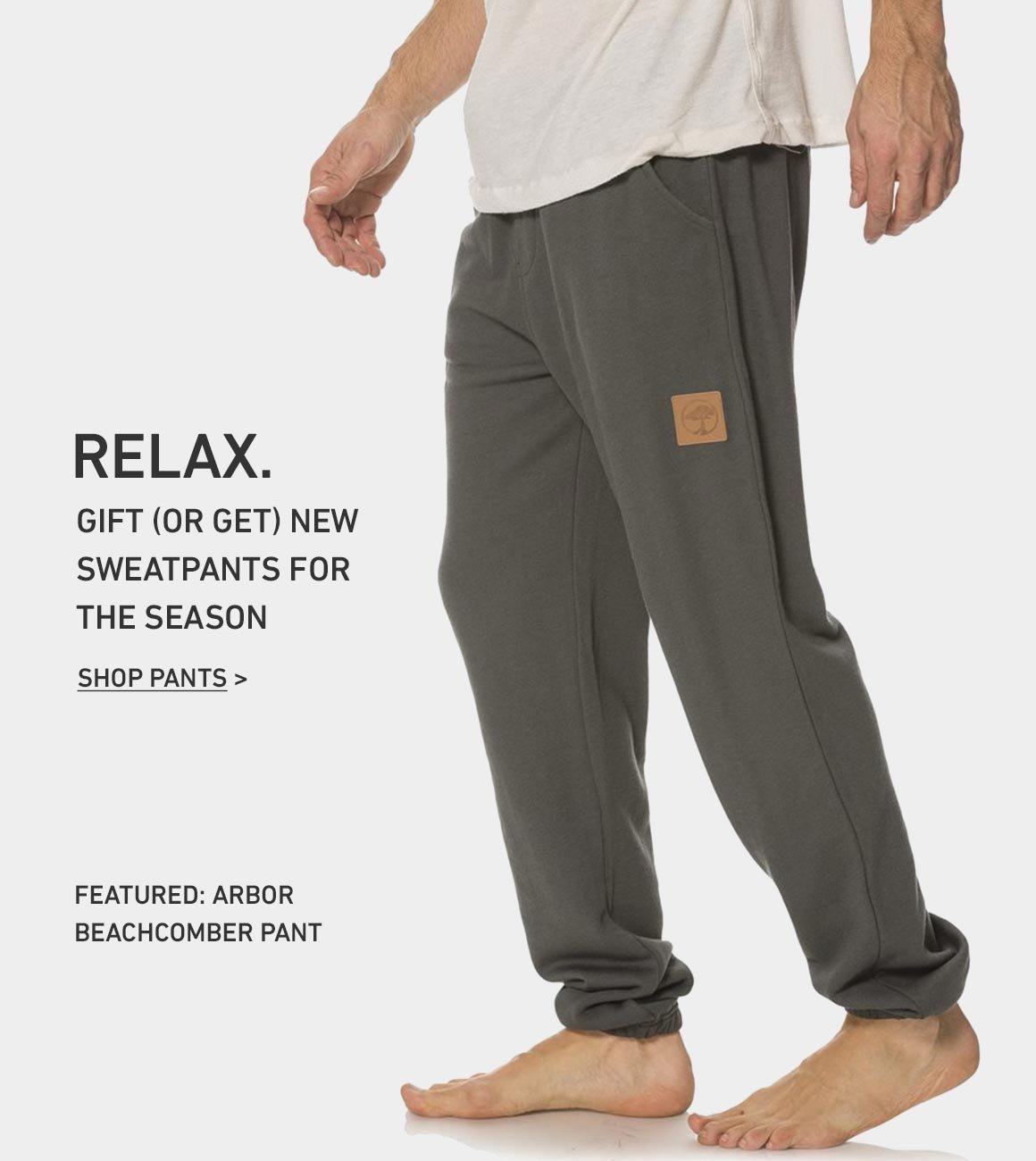 Shop New Sweatpants