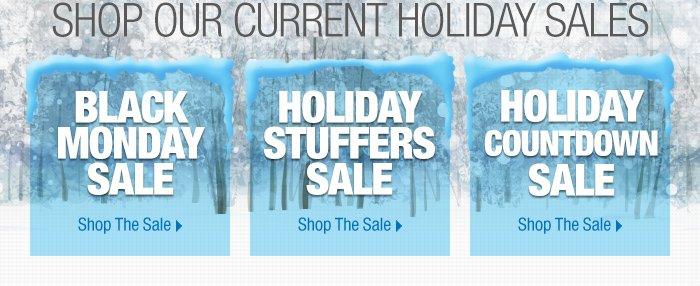 Shop our current sales