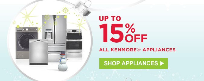 Save up to $1,000 instantly on appliance purchases $399 or more | Shop Appliances