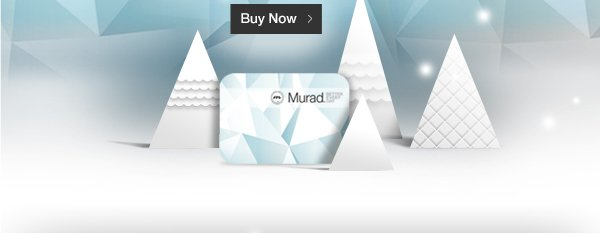 Murad Gifft Cards Available Now