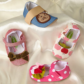 Precious Pairs: Infant Shoes