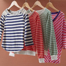 New Look: Girls' Stripes