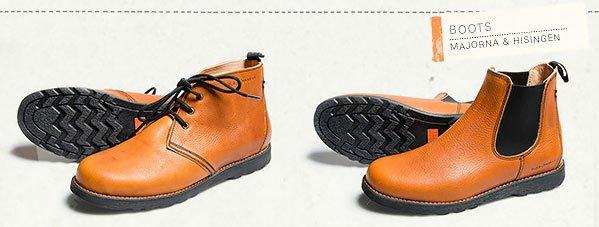 Majorna & Hisingen Boots