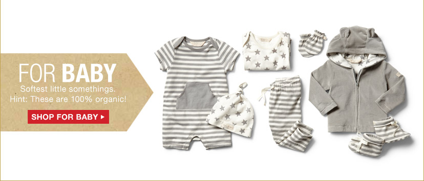 FOR BABY | SHOP FOR BABY