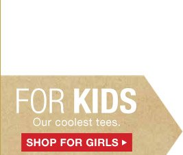 FOR KIDS | SHOP FOR GIRLS