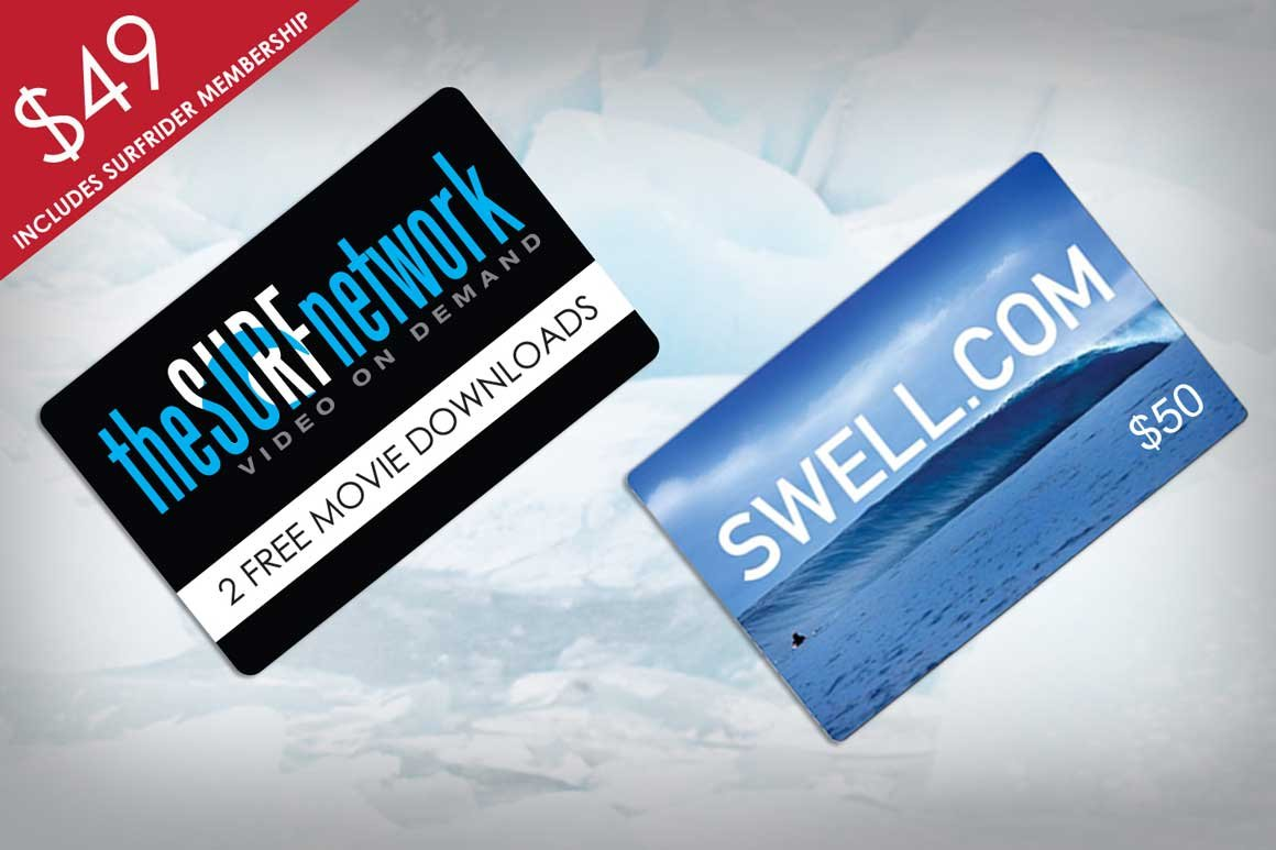 Give the Gift Of Surfrider