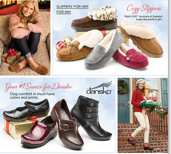The Ultimate Holiday Gift Guide is here! Shop our best styles from Dansko, ECCO, ABEO, Raffini & more for great gifts they'll love! Enjoy a FREE Tablet Cover with any regular-priced footwear purchase (online only, excludes Zealand)!* Shop now to find the best selection online and in-stores at The Walking Company.