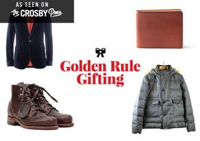Shop 16 Investment-Grade Gifts You Should Give, 'Cause What Goes Around...