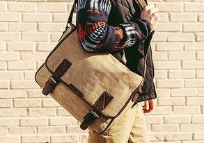 Shop Canvas Bags & More ft. William Rast