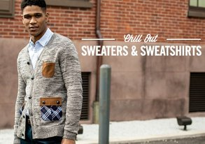 Shop Chill Out: Sweaters & Sweatshirts